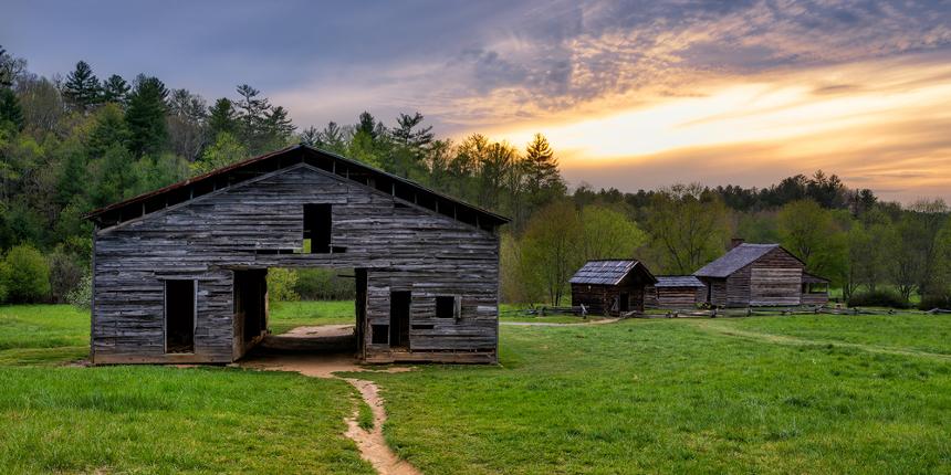 Sanatoria catastale degli immobili rurali